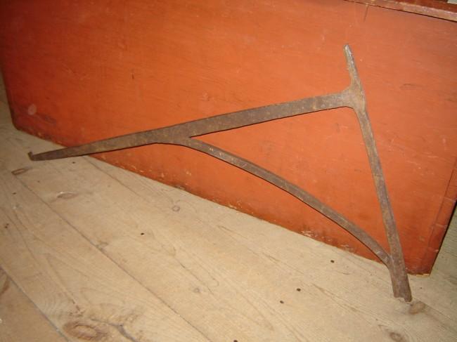 fireplace crane