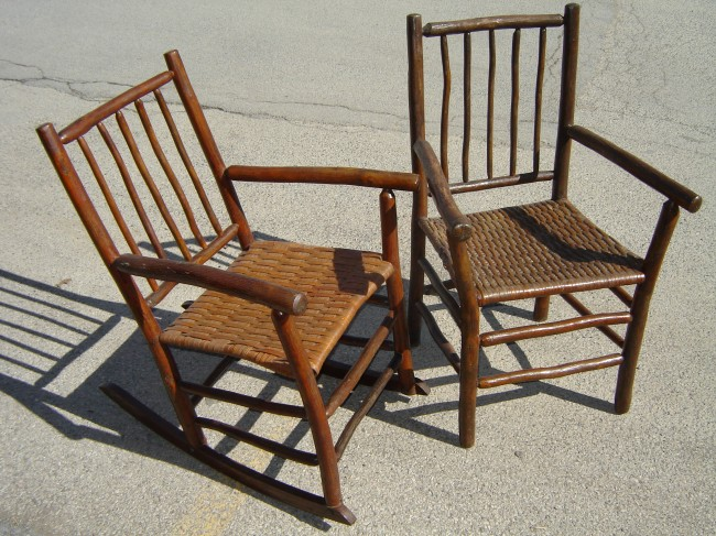 hickory chairs (2)
