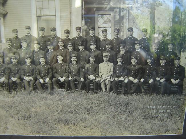 firemen photo