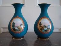 victorian vases